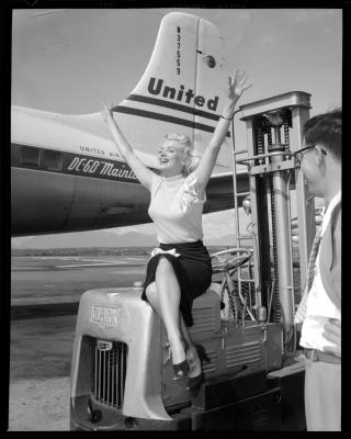 Marilyn Monroe bland korkskruvar och imamer