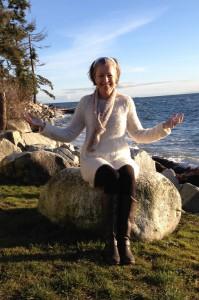 Rochelle Sparrow – Om intentioner och helande